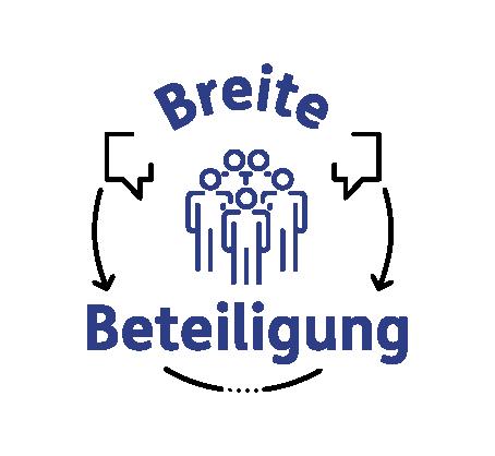 Logo Breite Beteiligung.